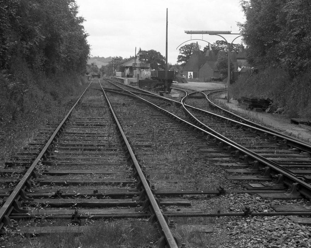 Horsmonden Railway Station