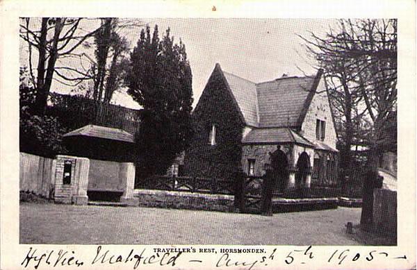 Capel Manor Gatehouse
