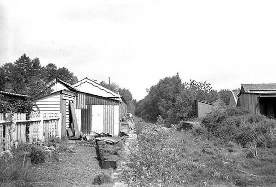 derelict horsmonden station