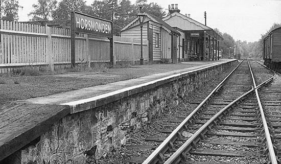 Horsmonden Station