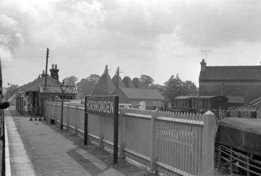 horsmonden station