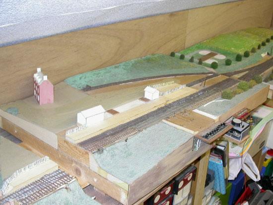 hawkhurst branch model horsmonden station