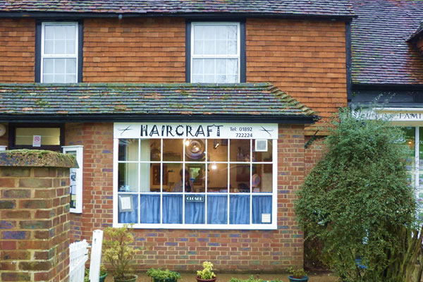 Haircraft Horsmonden