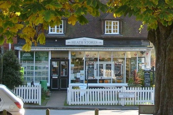 heath stores horsmonden