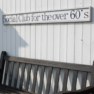 Over 60s Club