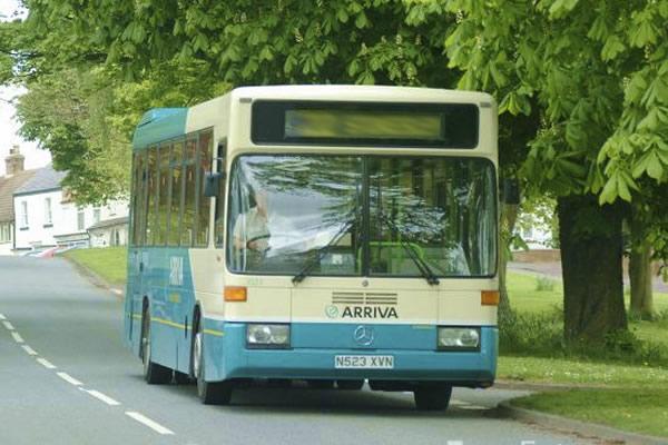 Buses Horsmonden
