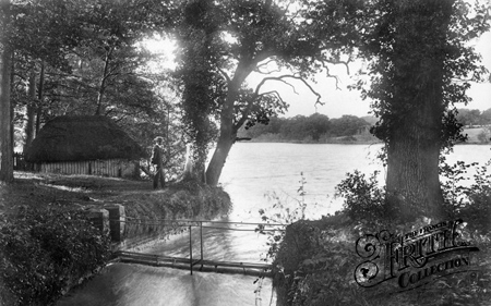 Funrnace Pond 1903
