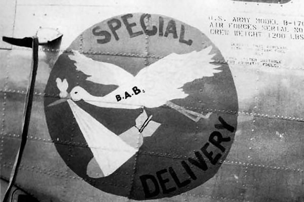 B-17 Special Delivery