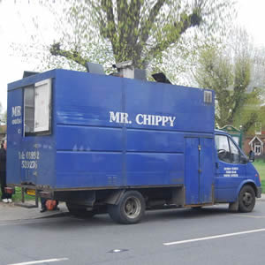 Mr Chippy Horsmonden