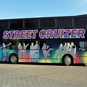Street Cruizer bus