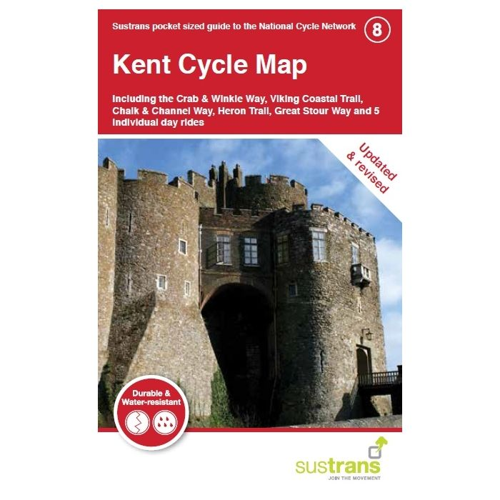 National Cycle Route 18 Map